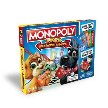 Monopoly Junior Elektronik...