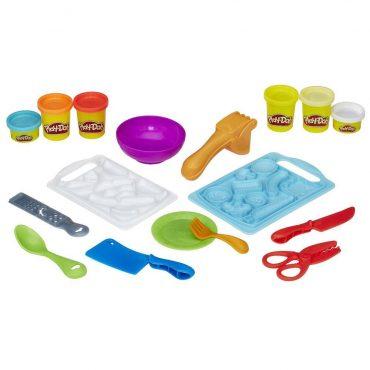 Play-Doh Şefin Mutfağı