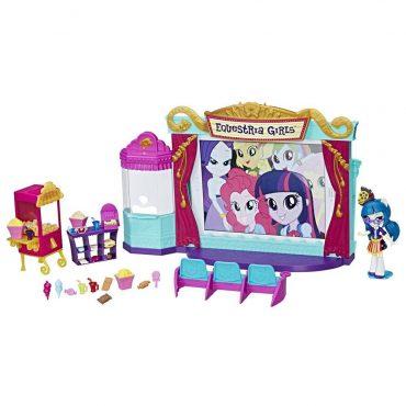 Equestria Girls Miniler...