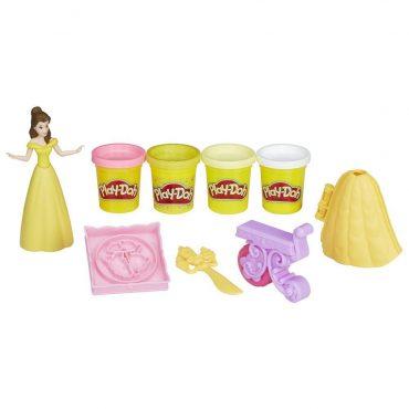 Play-Doh Bella'nın Yemek...